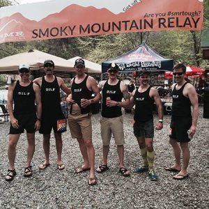 dilfs Smoky Mountain Relay