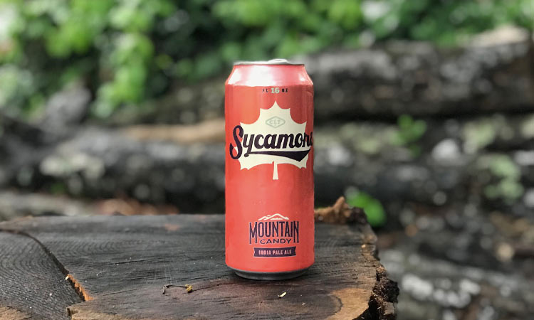 Sycamore Brewing Mountain Candy