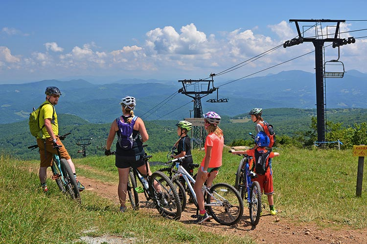 Beech Mountain Family Fun