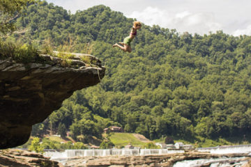 Best Blue Ridge Swimming Holes