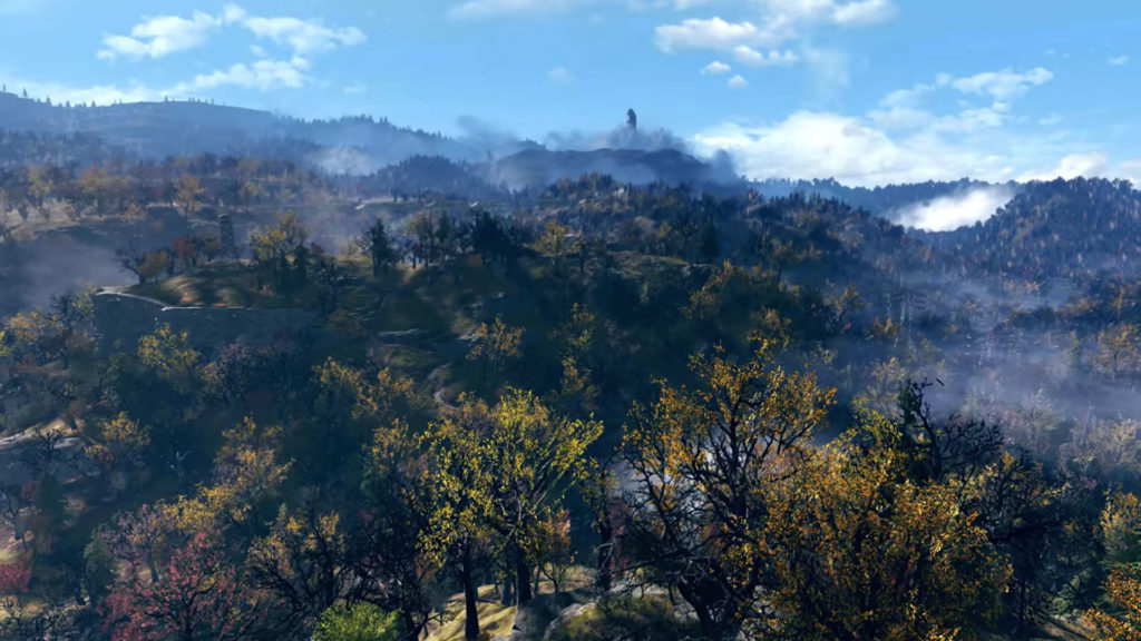 Fallout 76 West Virginia Locations