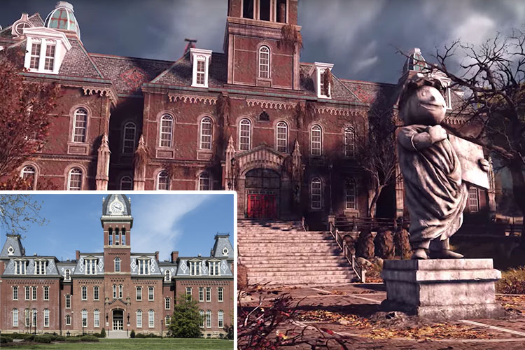 Woodburn Hall Fallout 76