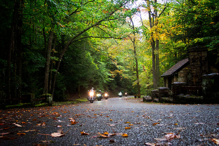 Experience The Thrill Of Riding In The Hills Of Southern West Virginia