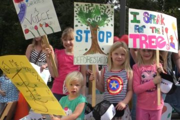 Kids Rally for Pisgah: Over 100 Kids Spoke. Was the Forest Service listening?