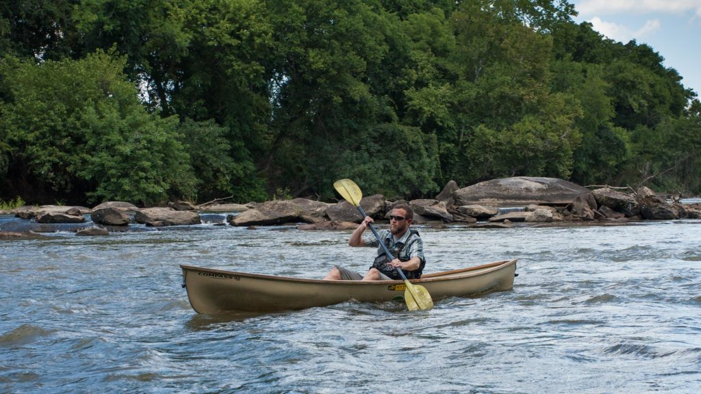 pioneering paddle experience the daniel boone heritage canoe trail