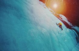 Ice Climbing: The Best Kept Secret in the South