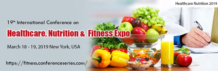19th International Conference on Healthcare, Nutrition & Fitness Expo
