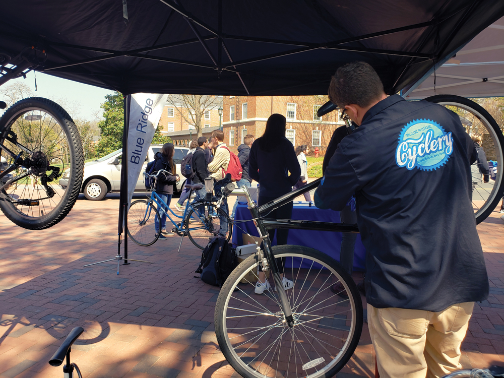 blue ridge cyclery was voted best bike shop in 2019.   photo courtesy blue  ridge cyclery 339849ae6