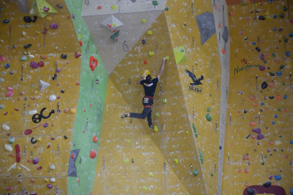 Quick Hits: Beer and Climate Change + U.S. Soldier Makes Podium at Military World Climbing Championships