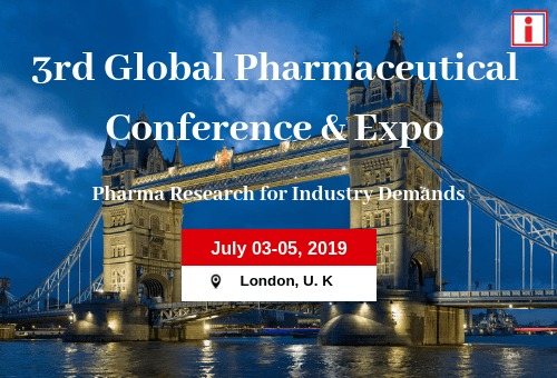 3rd Global Pharmaceutical Conference and Expo