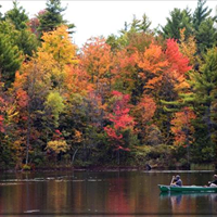 Colors of Fall Guided Paddle