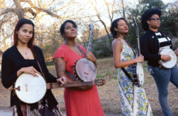 Trail Mix: New Albums and Rhiannon Giddens