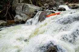 First Descent Paddler: Chasing Waterfalls