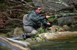 He's the Youngest Inductee Ever to the Southern Trout Hall of Fame