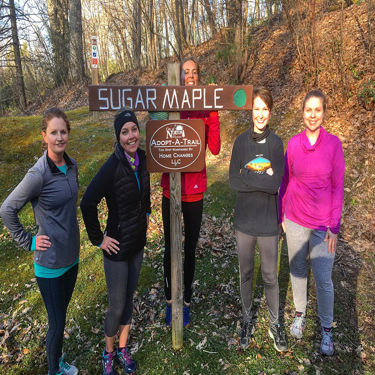 Weeknight Trail Runs