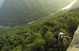 Study finds rock climbers bring $12.1 million annually to New River Gorge, WV