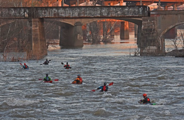 Richmond, Va, not Asheville, NC, will be future home of Whitewater Hall of Fame