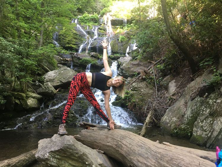 Down from the Ledge: How I Found Healing and Happiness through Meditation, Yoga & Mountains