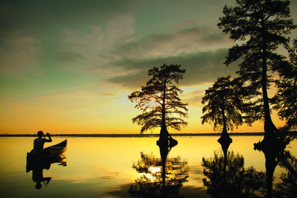 In Chesapeake, The Great Outdoors Is A Great Escape.