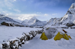 Outdoor Updates: Melting glaciers are exposing the bodies of climbers who died on Mount Everest
