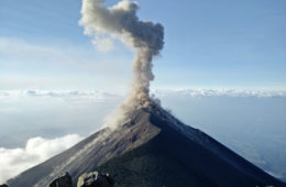 Outdoor Updates: Soldier survives after falling into an active volcano