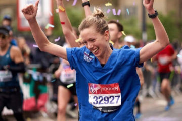 Women Wednesdays: Nurse's marathon world record denied for wearing pants