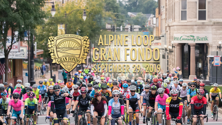 Jeremiah Bishop's Alpine Loop Gran Fondo presented by Prostate Cancer Awareness Project