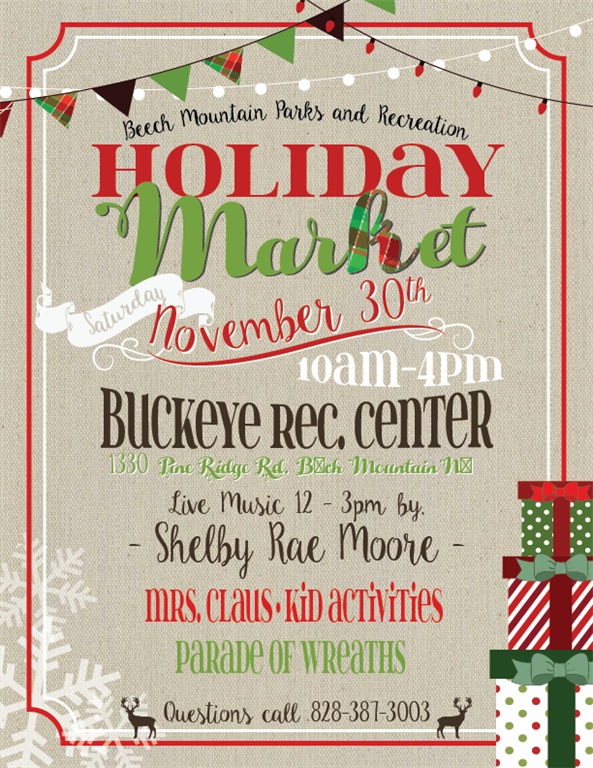 Beech Mountain Holiday Market