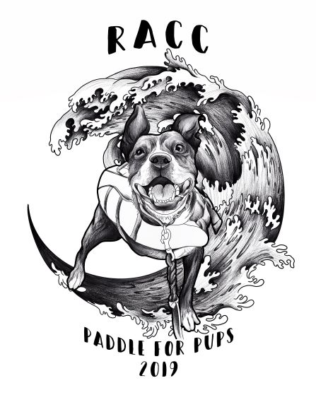 RACC Paddle for Pups