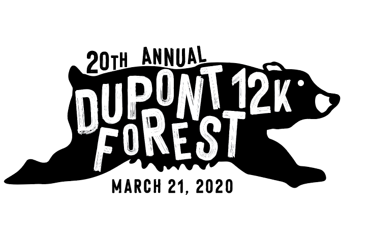 20th Annual Dupont Forest 12K Trail Race