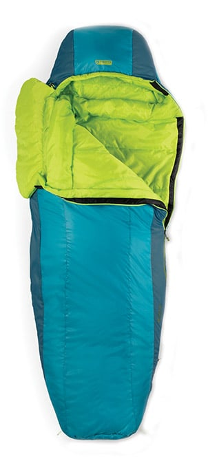 Nemo Tempo Synthetic Sleeping Bag
