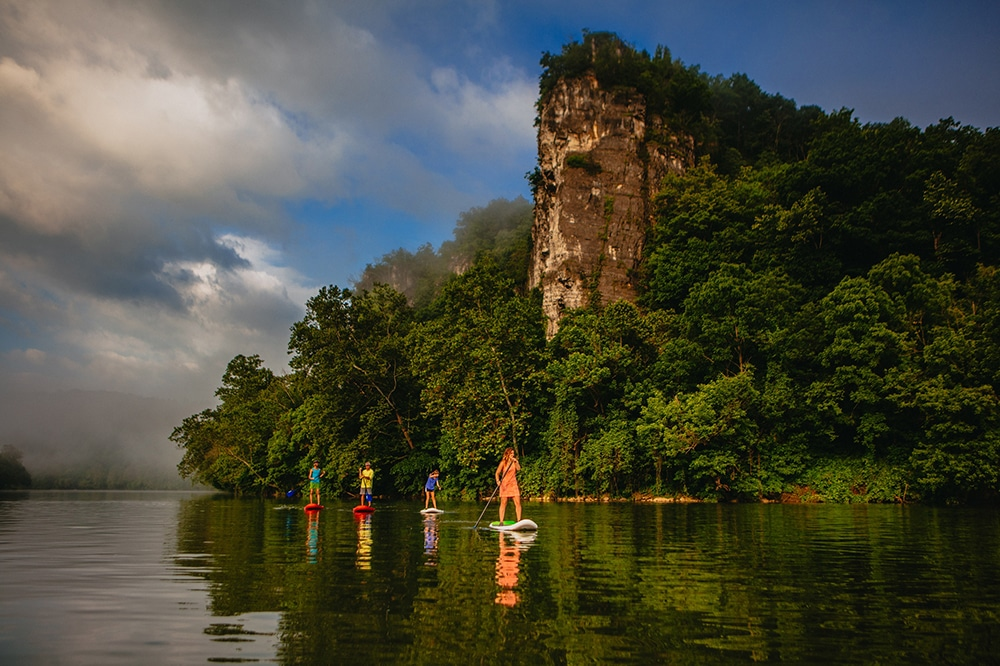 Paddling Trips in Giles County