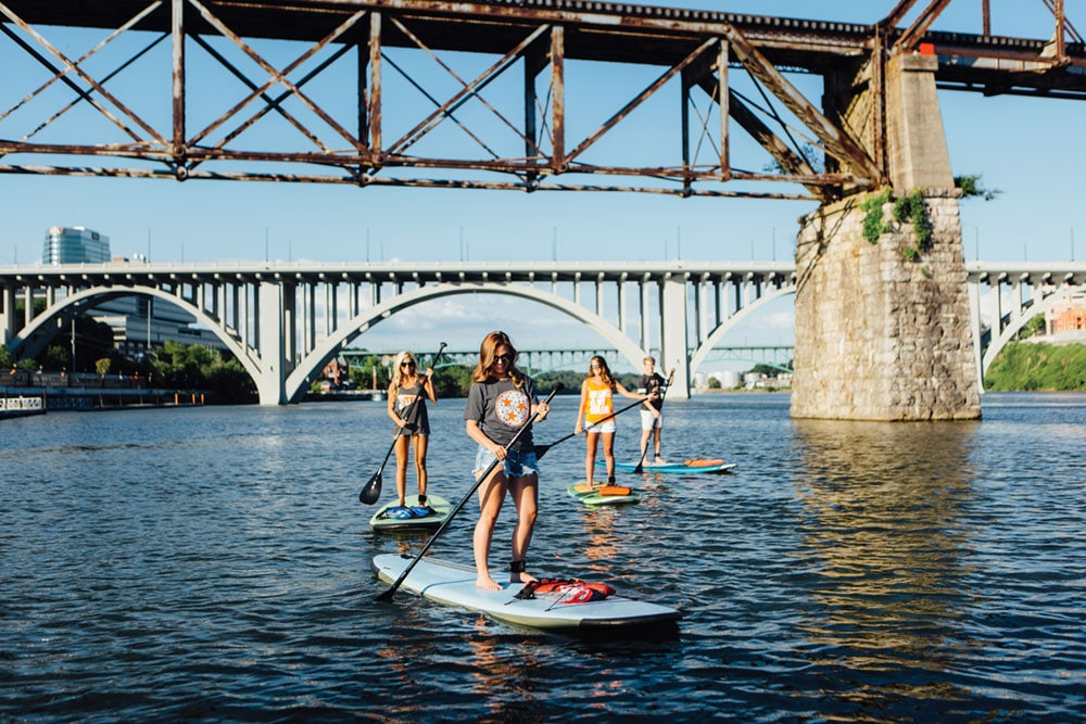 Paddle the Tennessee River