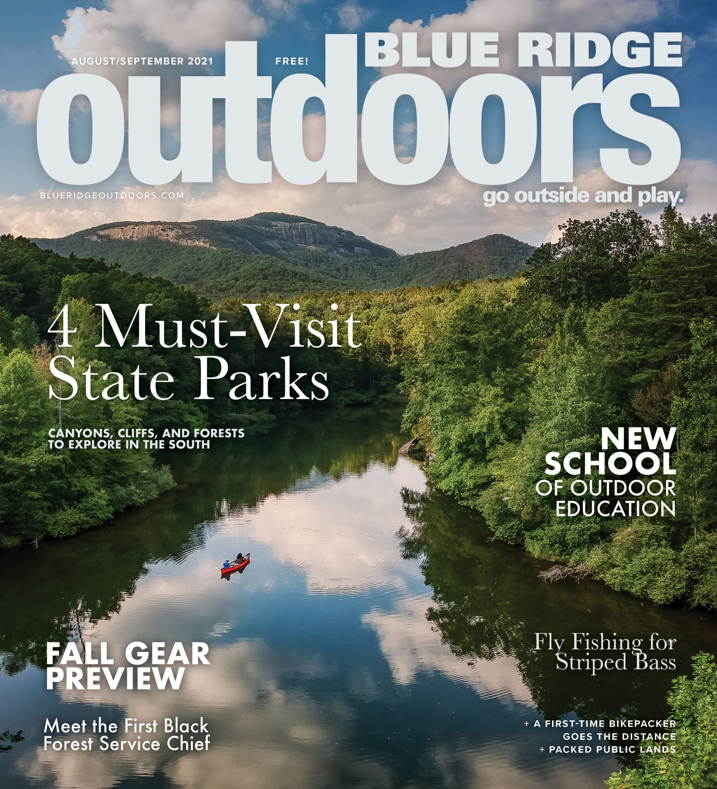 blue ridge outdoors august 2021 issue